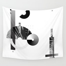 Minimal balance exploration 1 Wall Tapestry