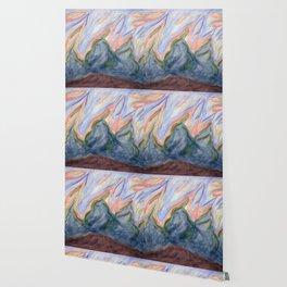 burning forest Wallpaper