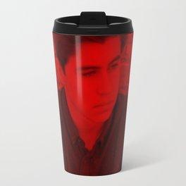 Nash Grier - Celebrity (Florescent Color Technique) Travel Mug