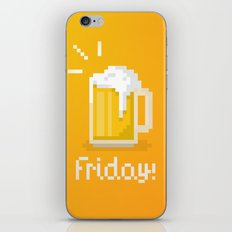 Pixel Friday iPhone & iPod Skin