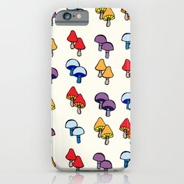 Funky Fungi iPhone Case