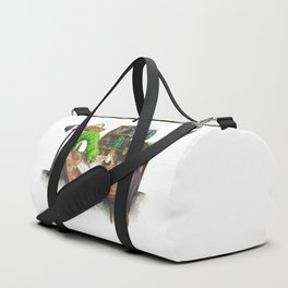 Little Worlds: The Library Duffle Bag