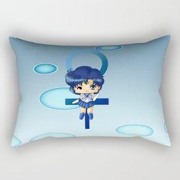Sailor Mercury Rectangular Pillow