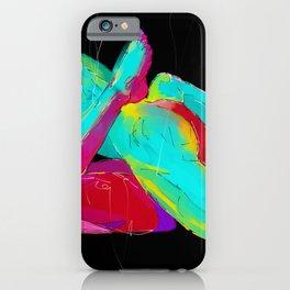 Rough Desire iPhone Case