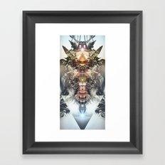 Avenging Angel Framed Art Print