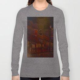Evening on Beale Street Long Sleeve T-shirt