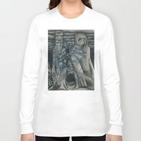 hunting Long Sleeve T-shirts featuring Hunting by GLR67