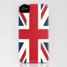 UK iPhone (4, 4s) Slim Case