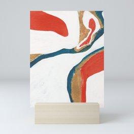 shag yourself Mini Art Print