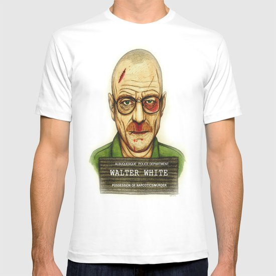 Breaking Bad. T-shirt