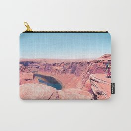 Desert at Horseshoe Bend, Arizona, USA Carry-All Pouch