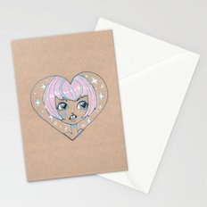 Heart Little Cutie Stationery Cards
