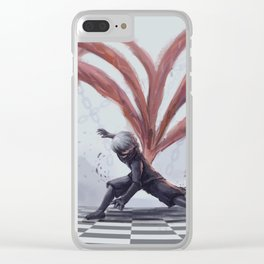 Kaneki Ken V.6 Clear iPhone Case