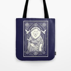 Visitor from the South Tote Bag
