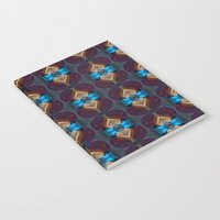 Royal Blue 1 Notebook