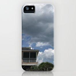 Beach Sky iPhone Case