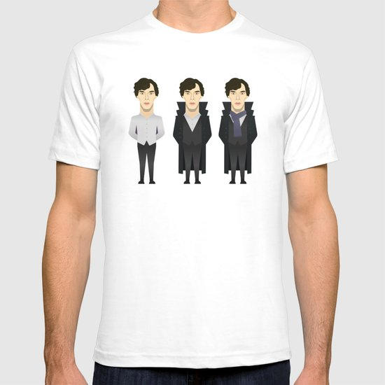 Watching The Detectives #2: Landscape T-shirt