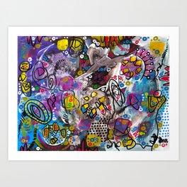 """evolution of the soul"" Art Print"