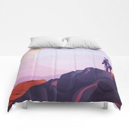kepler - 1647 B Comforters