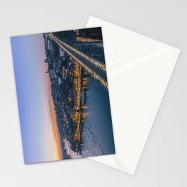 Porto from Serra do Pilar. Stationery Cards