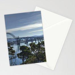 Yaquina Bay Bridge Stationery Cards