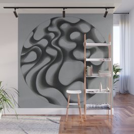 Dimensionality Wall Mural