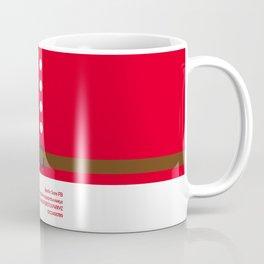 SANTA CLAUS - FontLove - CHRISTMAS EDITION Coffee Mug