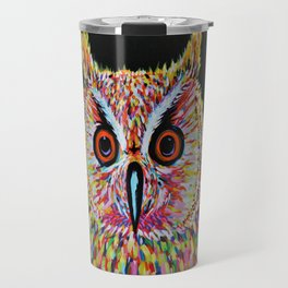 Electric Owl Travel Mug
