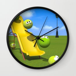 Time to play #3 Wall Clock