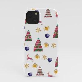 Holidays Joy iPhone Case