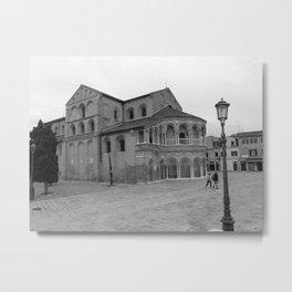 San Maria e San Donato Metal Print