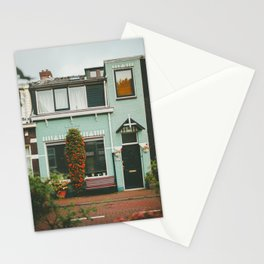 Amsterdam Small House Stationery Cards