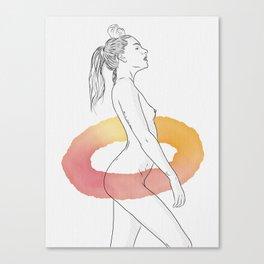 Sofi Wilkowski Canvas Print
