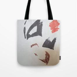 Mimalist of King Hyena Tote Bag