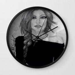 Pretty Wall Clock