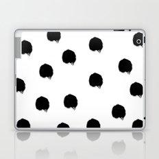 Brush 01 Laptop & iPad Skin