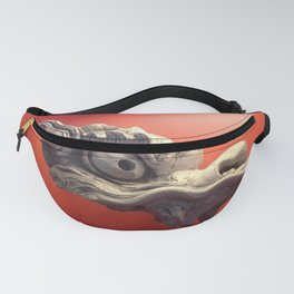 Floating Dragon Fanny Pack