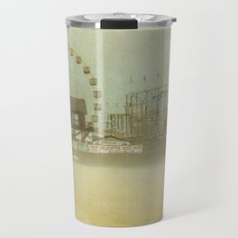 Seaside Heights Fun town pier New Jersey Travel Mug