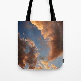 Grand Clouds Tote Bag