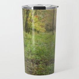 Red Maple Woods (Instax - Instant Film) Travel Mug