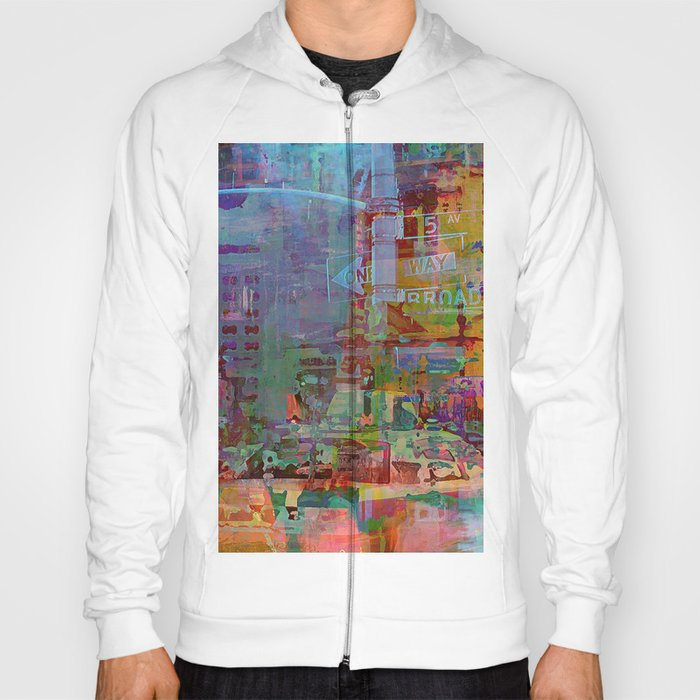 Somewhere in the city Hoody