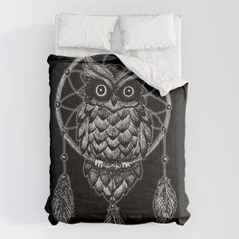 Dream Catcher Owl Comforters