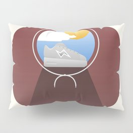 Run boy run Pillow Sham