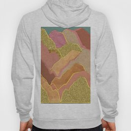 glitter mountains! Hoody