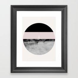 C6 Framed Art Print