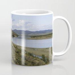 Tran Siberian to Mongolia Coffee Mug