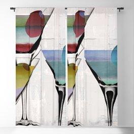 Martini Prism Blackout Curtain