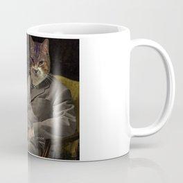 Purrston Churchill Coffee Mug
