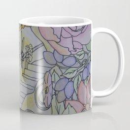 Fairy Hideaway at Night Coffee Mug