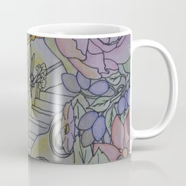 Fairy Hideaway at Night Coffee Mug